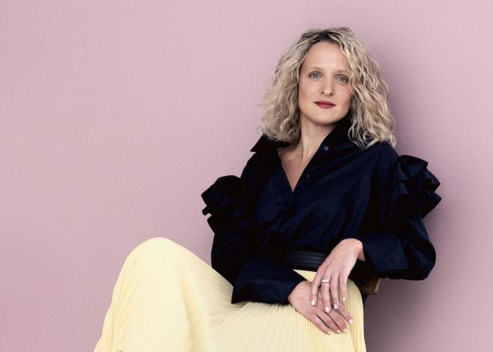 Simona Bagarová pro Harper's Bazaar