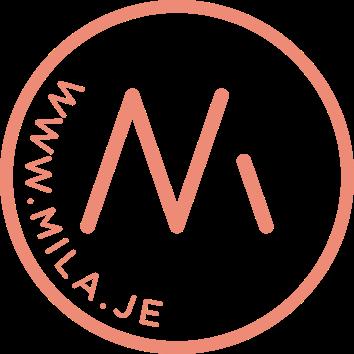 Logo organizace Mila.je